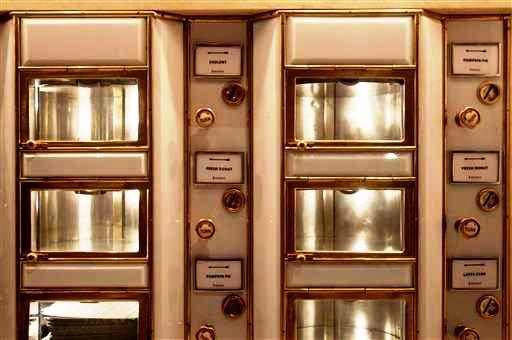 old automat
